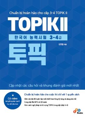 (베트남어권 학습자를 위한) TOPIKII 한국어능력시험 3-4급
