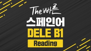 The 빠른 스페인어 DELE B1 - Reading